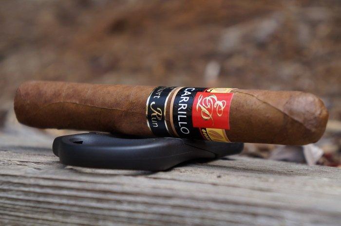 Team Cigar Review: E.P. Carrillo Short Run Retro 2021 Short Play