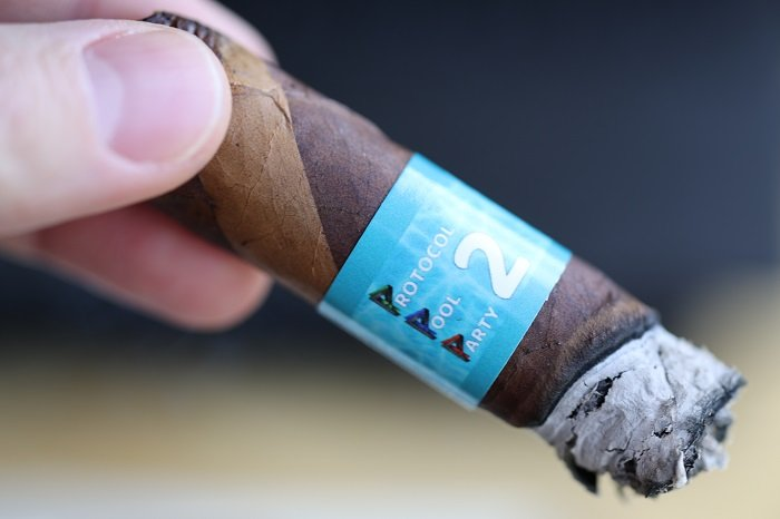 Team Cigar Review: Protocol Pool Party Year 2