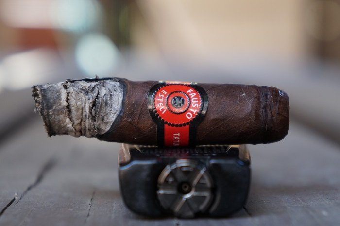 Team Cigar Review: Tatuaje Fausto The Old Man and the C Lancero
