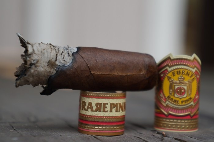 Team Cigar Review: Arturo Fuente Rare Pink Vintage 1960's Short Story