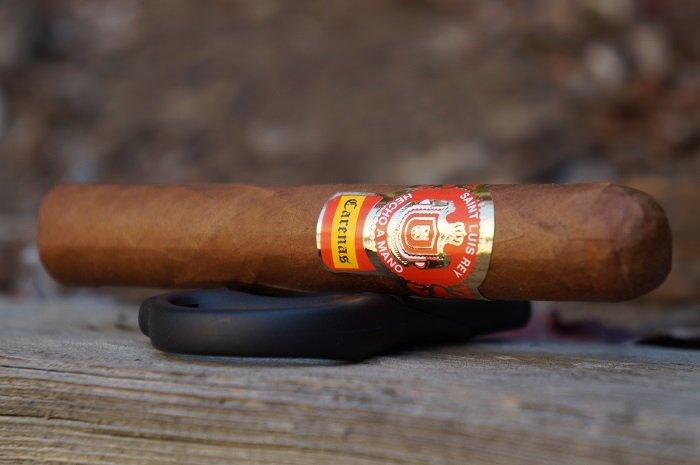 Team Cigar Review: Saint Luis Rey Carenas Robusto