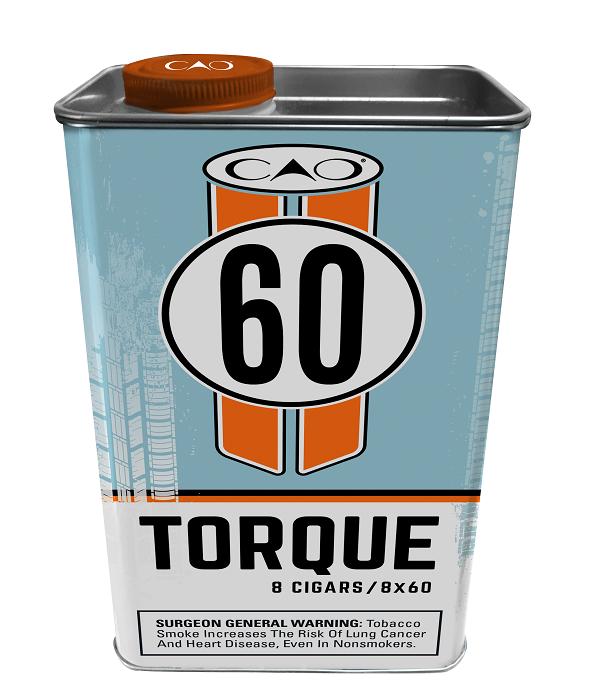 Cigar News: CAO 60 Torque Begins Shipping
