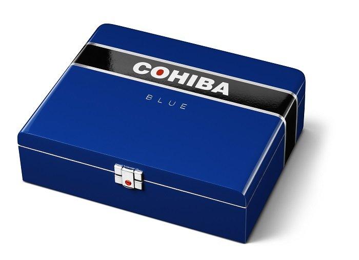 Cigar News: Cohiba Blue 7x70 Announced