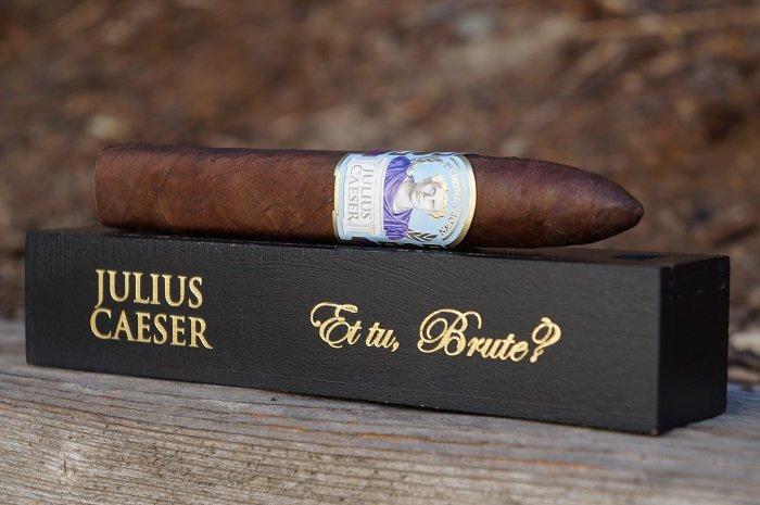 Team Cigar Review: Diamond Crown Julius Caeser Et tu, Brute?