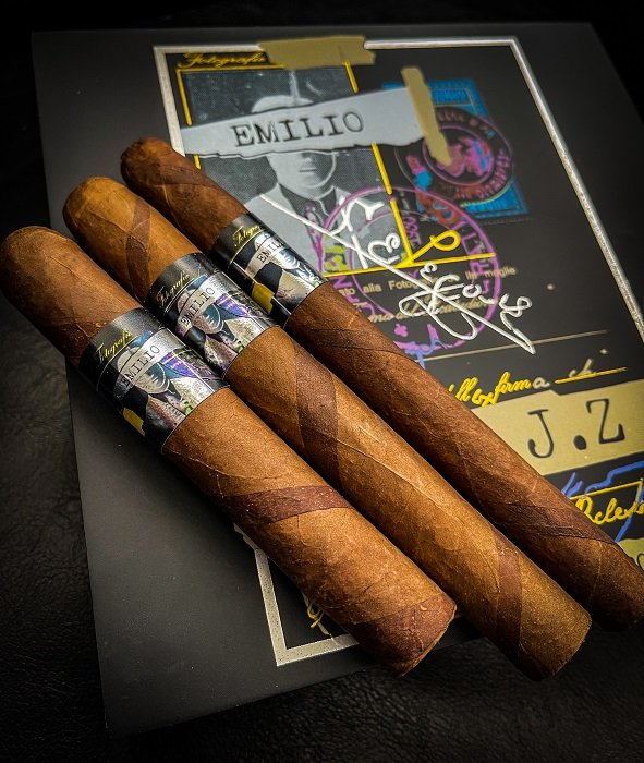 Cigar News: Emilio LJZ 2021 Shipping This Month