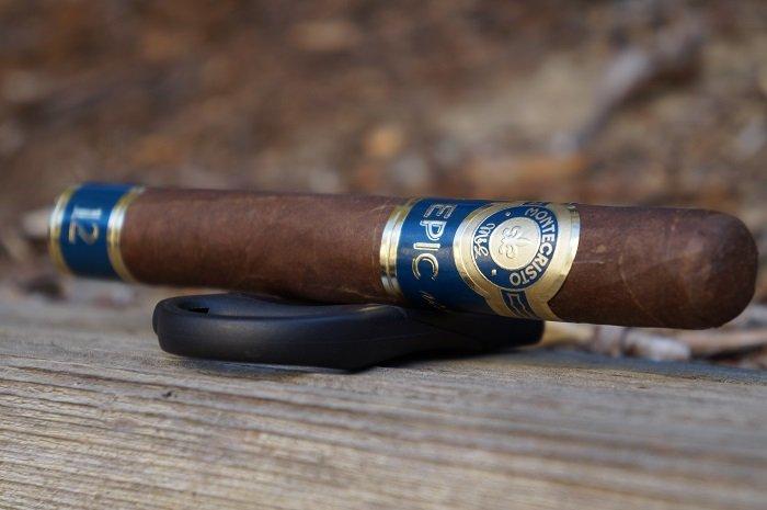 Team Cigar Review: Montecristo Epic Vintage 12 Blue Toro